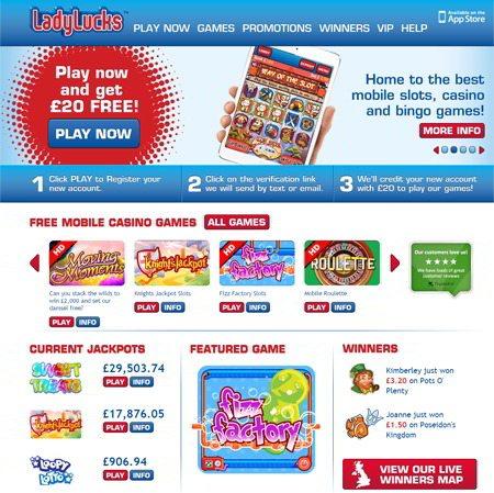 Free Mobile Casino Games