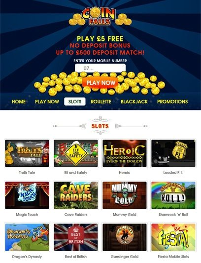 Free Spins Offer at Android Casino