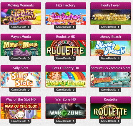 Weekly Draws at Lottery Casino