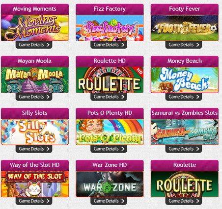Weekly Draws at Lottery Casino