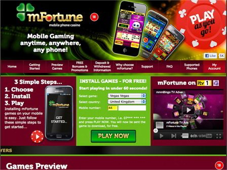 Join the Largest Mobile Casino Site In the World