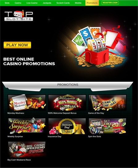 Android slots top Slot-Site-