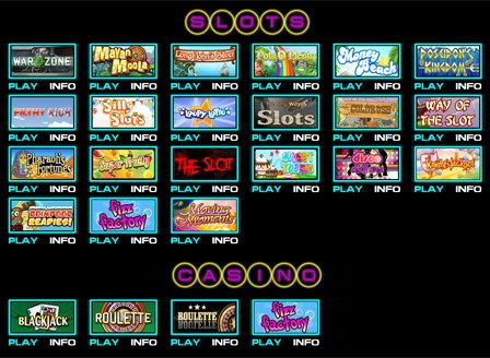 Download the Casino Games for Android Mobiles