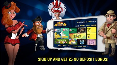 Coinfalls Android Casino