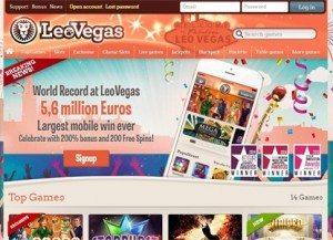 Leo Vegas Android Casino