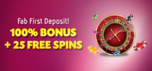 free spins deposit match welcome bonus