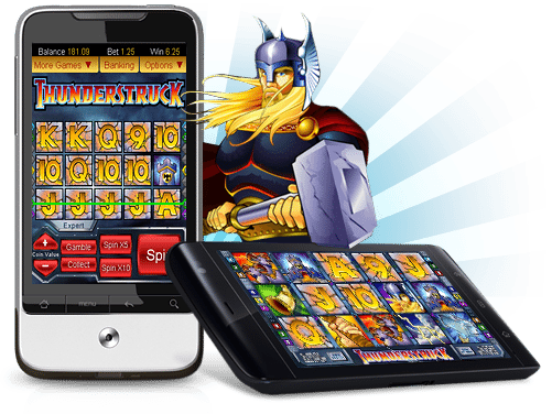 Android mobilne casino