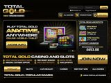 Applications of Android Casino | Total Gold | Get £200 Match Deposit Bonus
