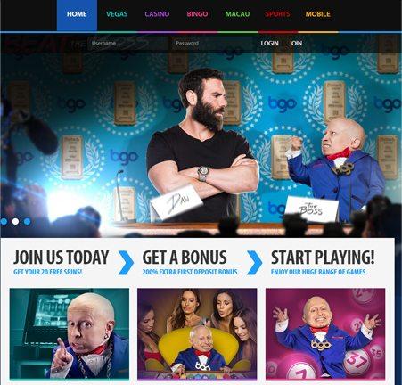 BGO Online Casino Slots