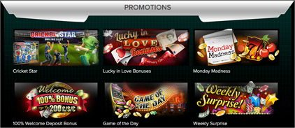 Sign Up Now & Get Monday Madness Promotions