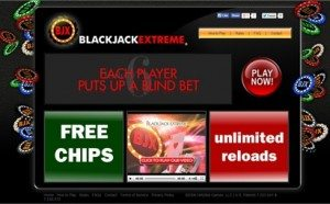 BJX Blackjack Extreme Casino