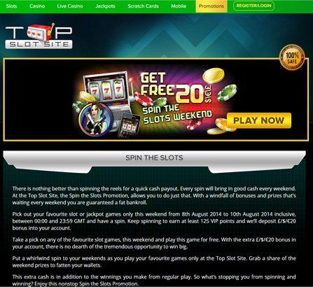 Play Slots Games at Coinfalls