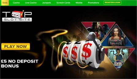 Top Slots Mobile & Online Games