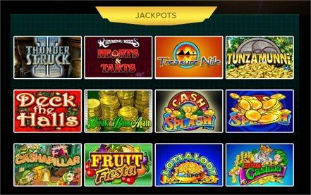Top Slots Mobile & Online