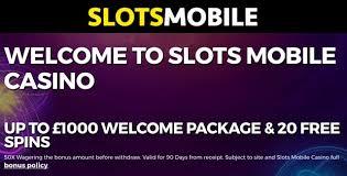 SlotsMobile Casino
