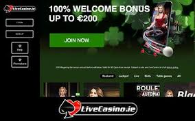 Welcome Bonuses at LiveCasino.ie